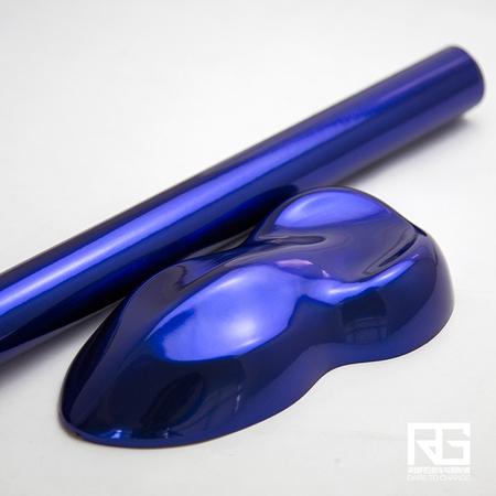 超亮金属蓝魅